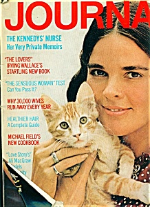Ladies Home Journal magazine - February 1971 (Image1)