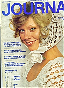 Ladies Home Journal magazine - June 1972 (Image1)