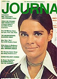 Ladies Home Journal magazine October 1972 (Image1)