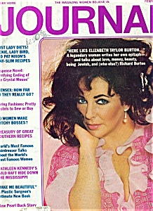 The Ladies  Home Journal magazine - February 1973 (Image1)