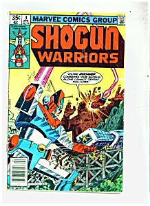 Shogun Warriors -  # 3  April 1979 (Image1)
