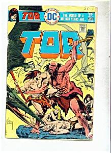 TOR COMICS - DC comics - # 5 Feb. 1976 (Image1)