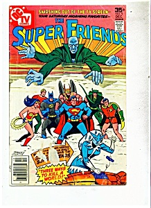 The Super Friends comic -  No. 9, Dec/. 1977 (Image1)