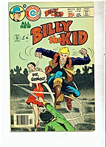 Billy the Kid Comic -  Charleton comics - Oct. 77 (Image1)