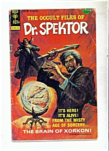Dr. Spektor comics -  # 15 - August 1975 (Image1)