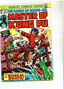 Master of Kung Fu -  # 23  December 1974 (Image1)