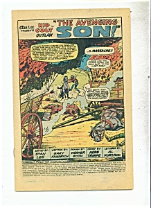 Kid Colt Outlaw comic -  # 32   October 1975 (Image1)