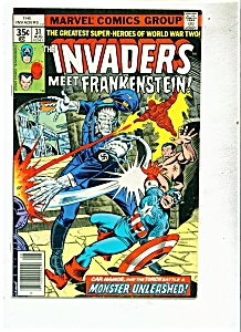 The Invaders comics - # 31  August (Image1)