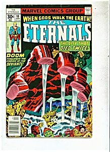 The Eternals Comic -# 10  April 1977 (Image1)