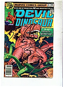 Devil Dinosaur Comics -  # 8 November 1978 (Image1)