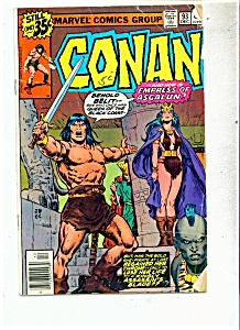 Conan Comics =  # 93 December 1978 (Image1)