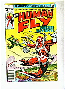 The Human Fly Comic - # 12 August 1978