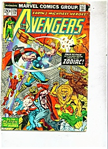 The Avengers comic -  # 120   Feb. 1974 (Image1)