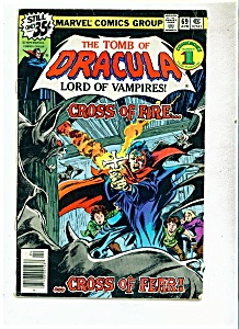 The Tomb Of Dracula Comic - # 69 April 1979
