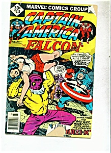 Captain America and Falcon comic - # 211 July 1977 (Image1)
