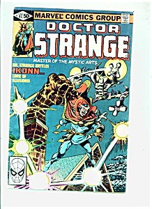 Doctor Strange Comic =- # 47 June 81