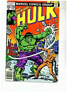 The Incredible Hulk comic - # 226  August 1978 (Image1)