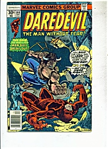 Daredevil Comics - # 144 April 1977