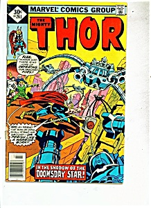The Mighty Thor comic - July 1977 (Image1)