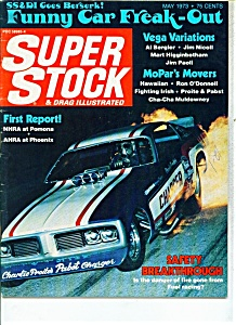 Super Stock & Drag Illustrated - May 1973