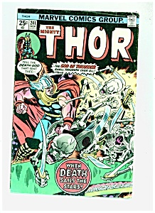 The Mighty Thor comic -  # 241  November 1975 (Image1)