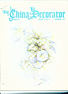 The China Decorator - September 1974