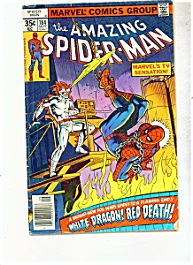 The Amazing Spider Man - # 184 Sept. 1978 (Image1)