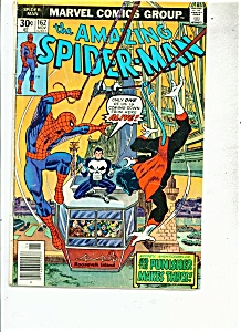 The Amazing Spider-Man - # 162  November 1976 (Image1)