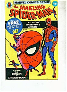 The Amazing Spider man comic - 1979 Issue (Image1)