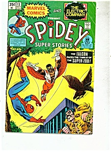 Spidey Super Stories -  # 13 October 1975 (Image1)