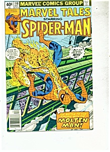 Marvel Tales starring Spider Man - # 110 Dec. 1979 (Image1)