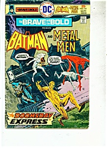 The Brave And The Bold Present Batman And Metal Men