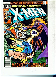 X-Men comic -   # 112  August 1978 (Image1)