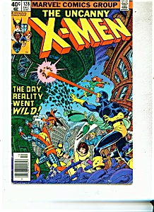 The Uncanny X-Men comic -  # 1 28  Dec. 1979 (Image1)