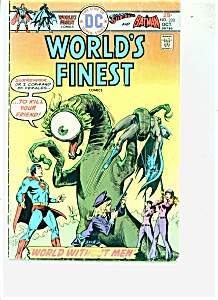 World's Finest comics -  # 233  October 1975 (Image1)