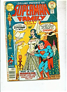 Superman Family Giant Comic - # 181 January 1977