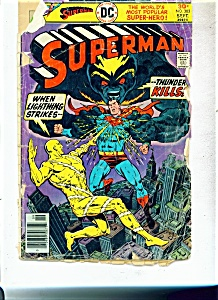 Superman comics -  # 303 September 1976 (Image1)