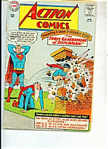 Action Comics - Superman -  # 327  August 1965 (Image1)