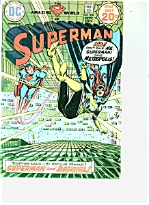 The Amazing World of Superman comic - # 279 1974 (Image1)