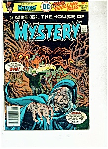 The House of Mystery comic - # 245  Sept. 1976 (Image1)