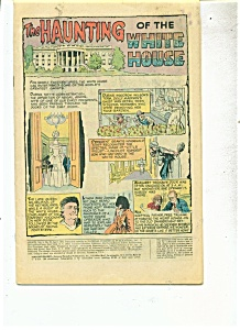 The Haunting of the White House comic - # 37 April 75 (Image1)