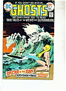 Ghosts Comic - # 38 May 1975