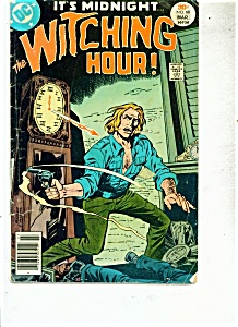 Witching Hour comic -   # 68 March 1977 (Image1)