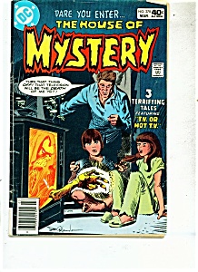 The House of Mystery comic -  # 278  March 1980 (Image1)