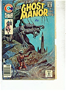 The Ghost Manor -  # 29  June 1976 (Image1)