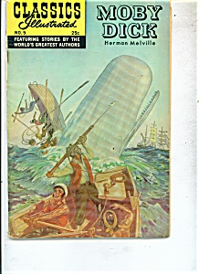 Moby Dick - No. 5 1969 And 1971