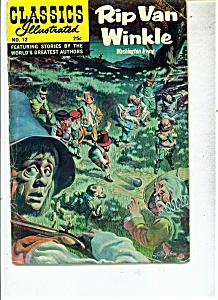 Rip Van Winkle -  # 12  Issued 1968 (Image1)
