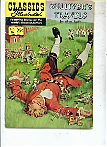 Gulliver's Travels - # 16 - 1969 Issue