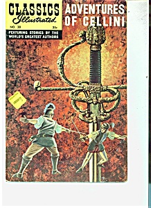 Adventures Of Cellini - # 38 - Spring 1970