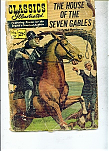 The House Of The Seven Gables - # 52 - 1968